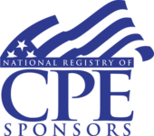 National Registry of CPE Sponsors - logo