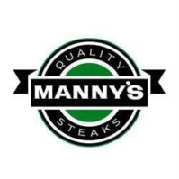 Manny's Steakhouse Logo