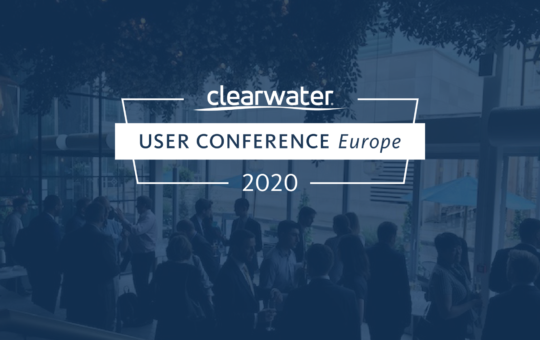 Clearwater User Conference Europe